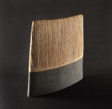 Wedge w/Vertical Lichen