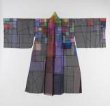 No-name women Multi Durumagi Description: Bojagi Construction, Silk Dimensions: H:130.00 x W:150.00 x D:0.00 Centimeters